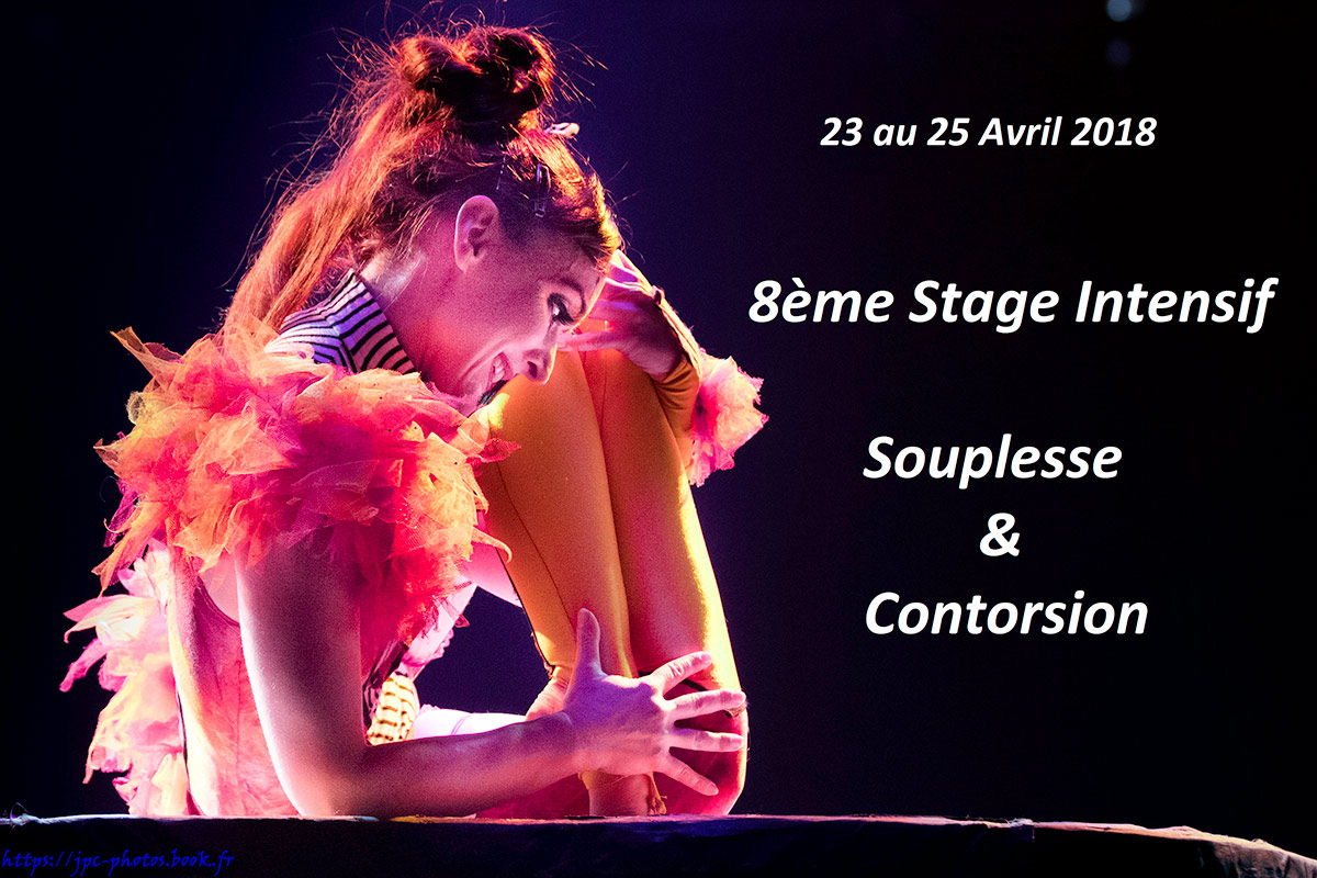 Stage contorsion avril 2018